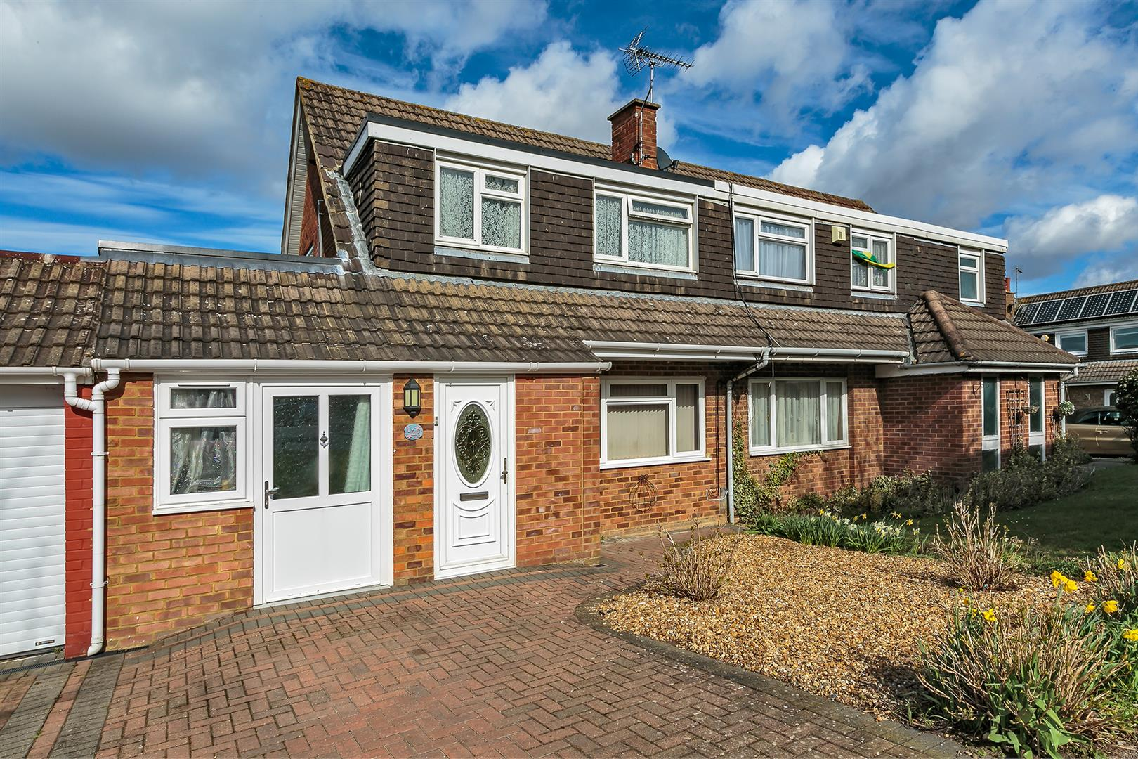 EXTENDED 3 BEDROOM SEMI DETACHED HOUSE. This 3 bedroom semi detached house has been extended to the rear of the property providing the addition of a Sun Room and has an annex with its own street entrance and a wet room alongside. The property briefly com